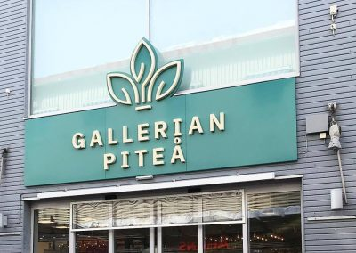 Lokal, Gallerian Piteå